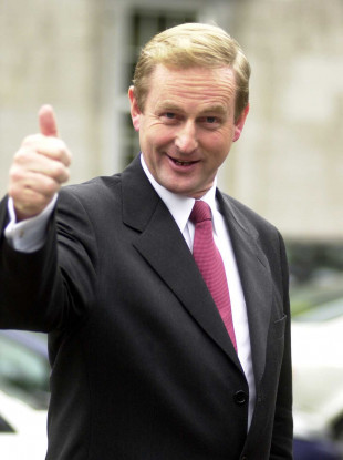 File photo of Enda Kenny