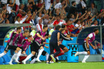 Germany apologise for provocative goal celebrations