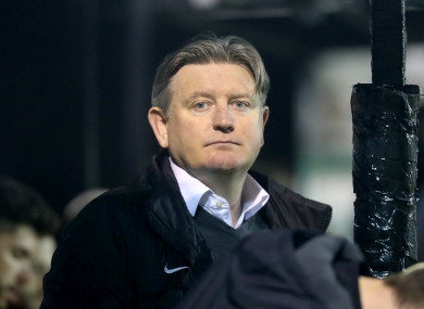 Martin Russell has been appointed manager at Bray Wanderers.