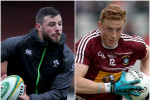 'We played minor together for Westmeath for a year and senior for Athlone'