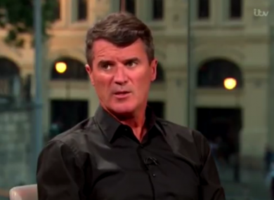 Keane: no love lost.