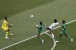 Salah on target before record-breaking goalkeeper saves a penalty