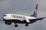 File photo of a Ryanair plane.