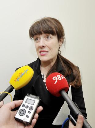 Laura Magahy is now the executive director of Sláintecare