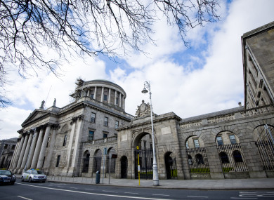 Dublin's Four Courts