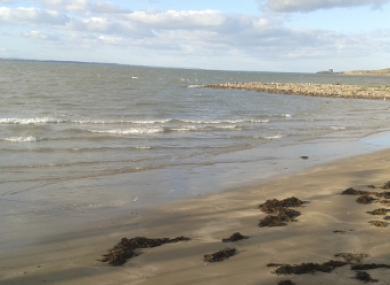 Claremont Beach, Howth