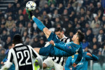 Bianconeri ovation for bicycle kick ignited Ronaldo move, says Juve director