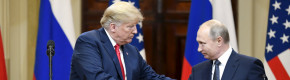 'Bizarre', 'shameful', 'disgraceful' - America reacts to Trump siding with Putin