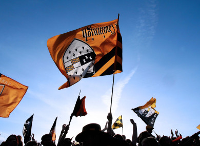 Kilkenny supporters (file pic).