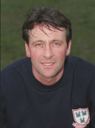 Mick Byrne is one of the League of Ireland's all-time top goalscorers.