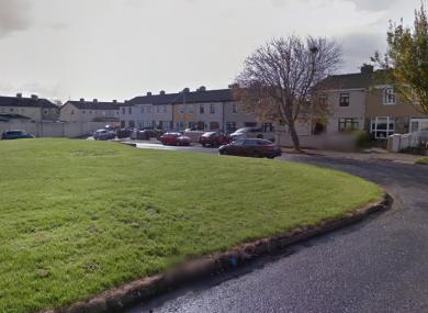Rowlagh Green in southwest Dublin.