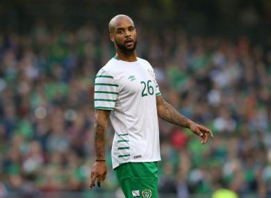 David McGoldrick has represented Ireland at international level.