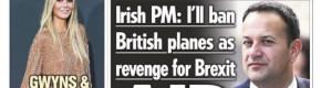 FactCheck: Did the Taoiseach threaten to ban British planes from Irish skies?