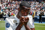Real Madrid unveil �45m Brazilian teenager Vinicius Junior