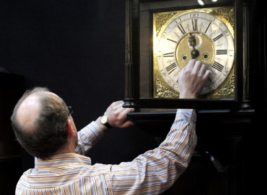 Goodbye winter time the eu is to recommend that the clocks should the eu wants the clocks to remain on summer time reheart Gallery