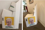 Chairs of the faithful: Commemorative Pope Francis seats go on sale ahead of Phoenix Park mass