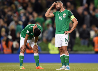 Shane Long and Jonathan Walters could both benefit from a fresh start at club level, says Martin O'Neill.