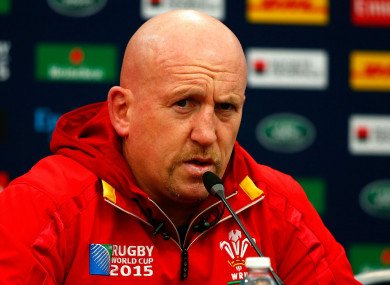 Shaun Edwards: will juggle responsibilities.
