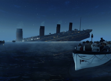 Virtual Reality Titanic