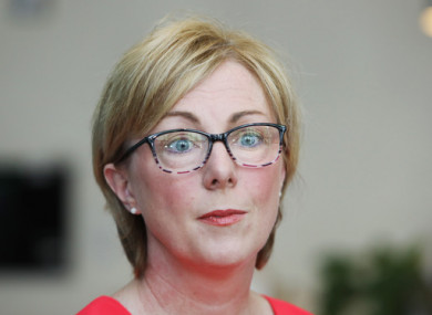 Social Protection Minister Regina Doherty.