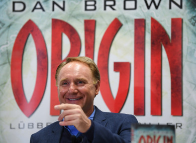 The case relates to an alleged defamatory passage in Dan Brown's Origin.