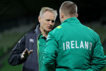 IRFU decline proposal for behind-the-scenes series on Schmidt's Ireland