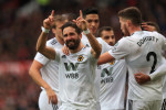 Moutinho stunner sees Man United falter at home again