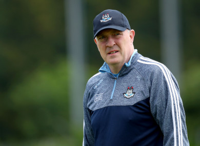 Pat Gilroy was in charge for one season with the Dublin senior side.