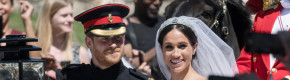 Meghan Markle's revealed what her 'something blue' was on her wedding day... it's The Dredge