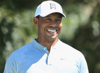 Tiger Woods: .It's going to be fun'.