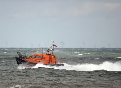 File photo. RNLI lifeboat