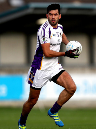 Cian O'Sullivan returned from injury to star for Kilmacud Crokes