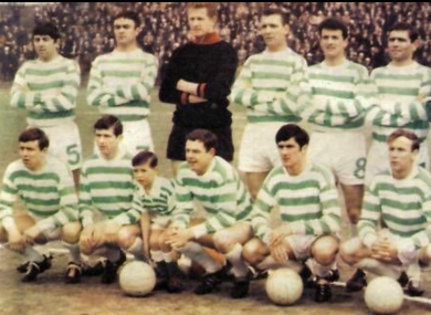Mick Kearin was part of the Shamrock Rovers side that had a run of FAI Cup victories in the 1960s.