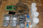 Almost �1m worth of cocaine, heroin and cannabis seized in Dublin