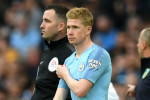 De Bruyne returns from injury in comfortable Man City win over Burnley