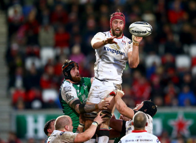 Browne joined Ulster ahead of the 2015/16 campaign.