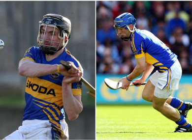 Timmy Hammersley and John O'Keeffe were both in action for Clonoulty-Rossmore today.