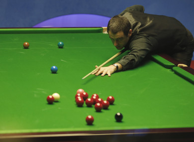 O'Sullivan holds the record for 147s.