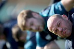 'I'd be lucky to be tying my laces at 36': Dynamic Taylor's admiration for stalwart Rory Best