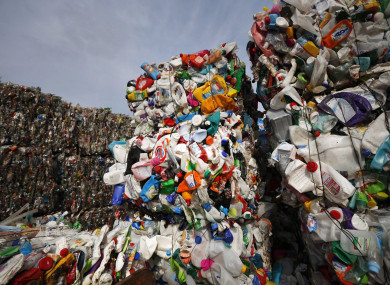 'Single-use', a term that describes items whose unchecked proliferation are blamed for damaging the environment and affecting the food chain, has been named Collins' Word of the Year 2018.
