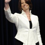 Julia Gillard became Australia's first female prime minister in June after she challenged sitting PM Kevin Rudd for leadership of the ruling Federal Labour Party party, of which she was deputy leader. When it became apparent to Rudd that he didn't have the party's support, he stood aside and Gillard became leader and Prime Minister.