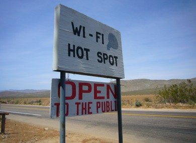 Revealed: the legal dangers of not having a WiFi password