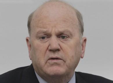 Finance Minister Michael Noonan.