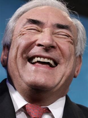 Dominique Strauss-Kahn (File photo)