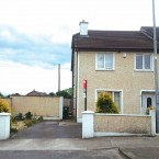Four-bedroom semi-detached house at Tinryland, Co Carlow