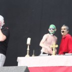 Rubberbandits lead the crowd in a little religious devotion (via @RTEplayer on Yfrog)