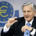 The ECB owns tens of billions of euro in Greek bond debt, and had lent an estimated €100 billion to Greek banks. AP Photo/Michael Probst