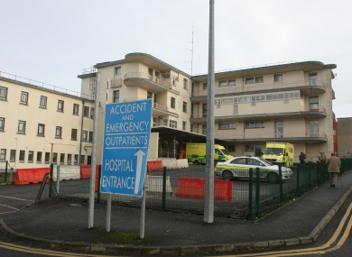 The Mid Western Regional Hospital in Limerick