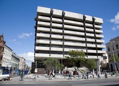 Central Bank Dublin