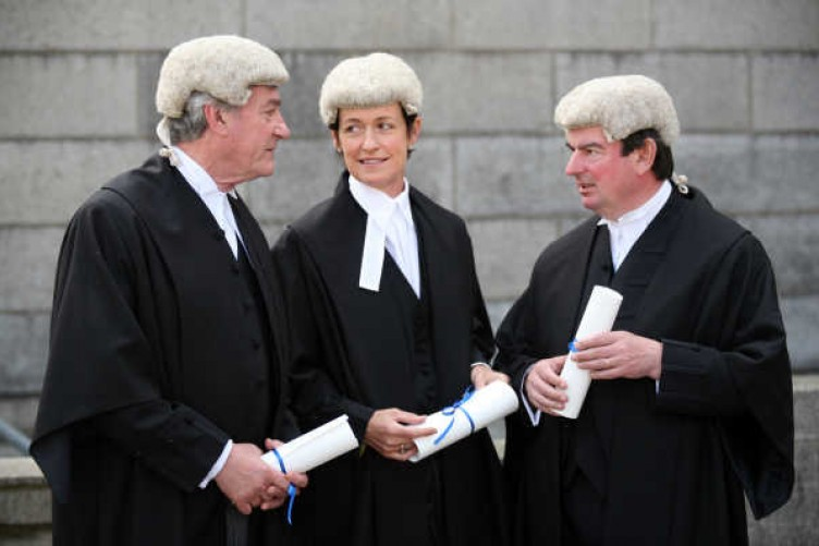 Judges to lose the wigs from today · TheJournal.ie 43d1c8dba9de
